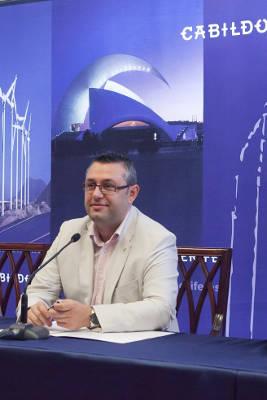 Foto Miguel Ángel Pérez-Consejero Delegado del IASS