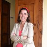Blanca Pérez - concejal Presidencia y Planificación2013