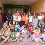 Campamento discapacidad2013