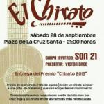 Cartel III Festival El Chirato2013