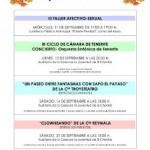 El RosarioPROGRAMACIÓN SEPTIEMBRE 2013