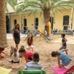 Presentación de actividades de verano en el TEA/Foto: Tony Cuadrado/ACAN