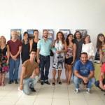 Oficina Voluntariado-Exposición fotografía2013