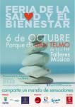 cartel Feria de la Salud y el Bienestar2013