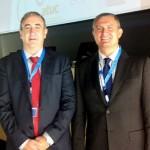 Manuel Ortega y Jacobo Kalitovics2013