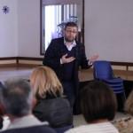 Curso sobre seguridad en internet/Foto: Tony Cuadrado/ACAN