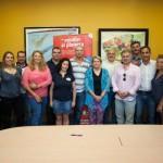 Tres firmas convenios en Medioambiente/Foto: Tony Cuadrado/ACAN