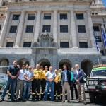 Presenatción de equipos de emergencias QRV/Foto: Tony Cuadrado/ACAN