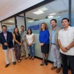 Recepción delegación de Chile/Tony Cuadrado Freelancer