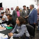Inauguración Expo-Empleo en el Recinto Ferial/Tony Cuadrado Freelancer