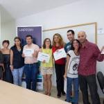 Entrega diplomas Sinpromi-Civat/Tony Cuadrado Freelancer