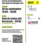 ULPGC-JORNADA LGTB2015