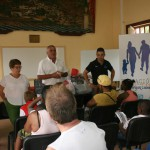 granadilla fundacion pedro rofirguezEntrega material escolar 2015