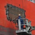 tenerife femete Reparando buque2015