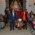 el rosario Ofrenda Virgen del Rosario 2015