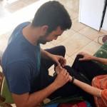 hermigua Servicio de Fisioterapia a domicilio 2015
