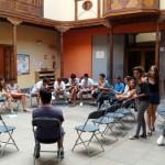la orotava actividad jóvenes formación 2015