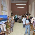 la orotava escuela de arte y pintura 2015