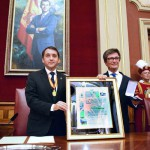 sctenerife Medalla la Caixa 2015
