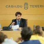 Pleno Cabildo/Tony Cuadrado Freelancer