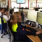 112 Médico del SUC en el centro coordinador 2015