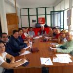 Ejecutiva Ins PSOE Gomera 2015