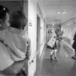 fuerteventura payasos visita hospital 2015