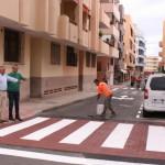 granadilla Plan de Accesibilidad El Médano 2015
