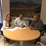la laguna colaboracion Hogar Santa Rita 2015