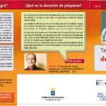 donacion de sangre TRIPTICO GENERICO 2015