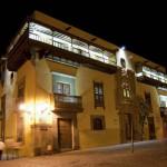 gcanaria La Casa de Colón de noche 2016