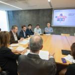 Reunión Mesa Insular Educación/Tony Cuadrado Freelancer