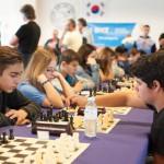 Trofeos final ajedrez de los Juegos Cabildo/Tony Cuadrado Freelancer