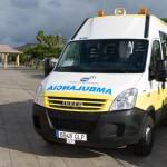 Ambulancia de Transporte Sanitario No Urgente 2016