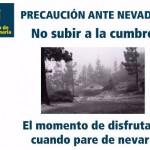 gcanaria nevadas en cumbre 2016