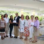 adeje entrega recaudacion Hotel Isabel 2016