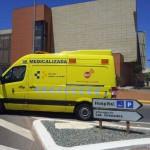 Ambulancia medicalizada Fuerteventura 2016