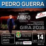Arafo Pedro Guerra 2016