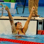 Michellle Alonso 100m braza femenino categoria SB14