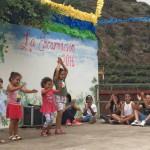 hermigua actuacion niños 2016