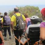 losrealejos Turismo accesible senderismo adaptado 2016