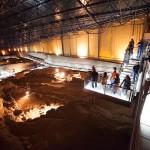 gcanaria Visitantes en el Museo y Parque Arqueológico Cueva Pintada de Gáldar 2016