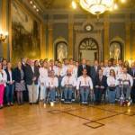 olivia delgado-michelle alonso medalla canarias-1 2016