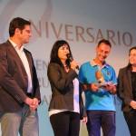 santiago teide premio a la Asociación Cha Domitila de Arguayo 2016