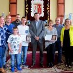 los realejos alumnos IES Premio Nacional de Estadística 2016