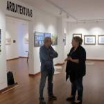 los realejos exposición Arquitecturas en Casa de la Cultura 2016