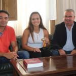 smiguelabona campeona de Europa Muaythai 2016