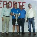 alajero Roberto con Alcalde y concejales 2016