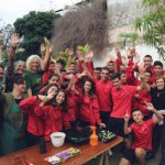 sctenerife jardin comestible Escuelas Pias 2016