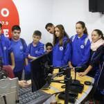 adeje escolares visitan radio 2017